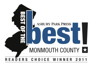2011 Best Landscaper and Landscaping Company NJ